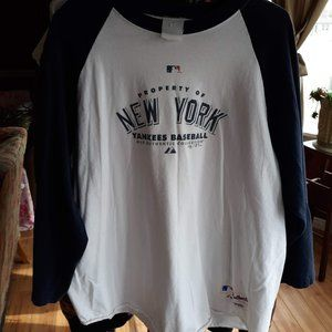 Men's New York Yankees Baseball T-Shirt